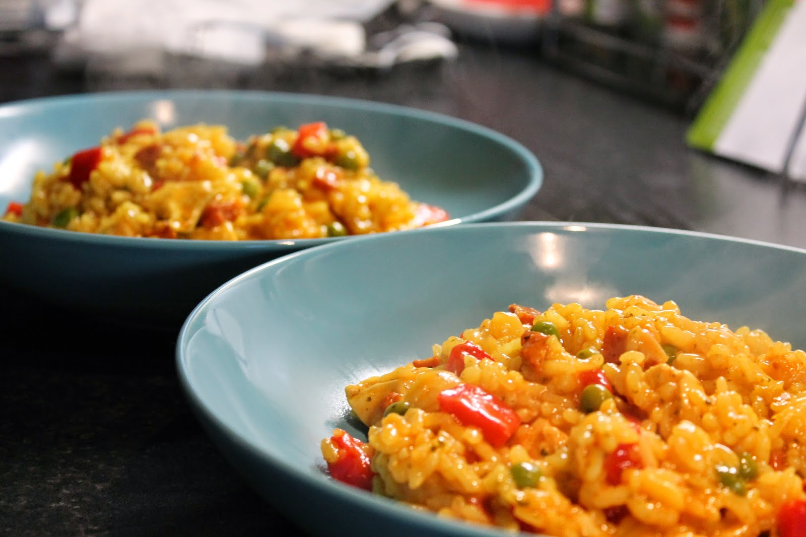 Recipe - Chicken Paella with Schwartz Flavour Shot