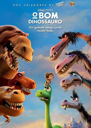 Filme Poster O Bom Dinossauro HDRip XviD Dual Audio & RMVB Dublado