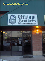Grimm Brothers tap room