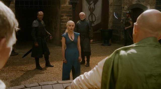 Daenerys negocia la compra de los inmaculados - Juego de Tronos en los siete reinos