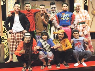 Malaysia, Berita, Gossip, Selebriti, Artis Malaysia, Siapa, Juara, Raja Lawak 7