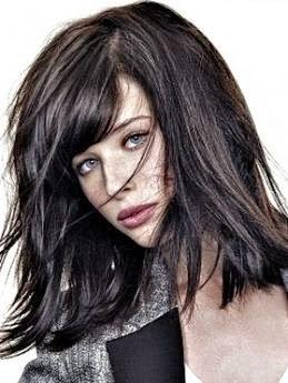 1000 ideas about frisuren halblanges haar on pinterest