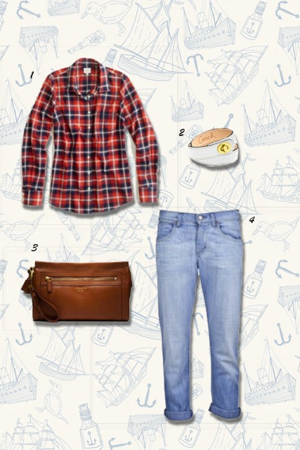 Salty Picks :: Fall 2012 | Apparel (j.crew, coach, anthropologie, citizens of humanity)