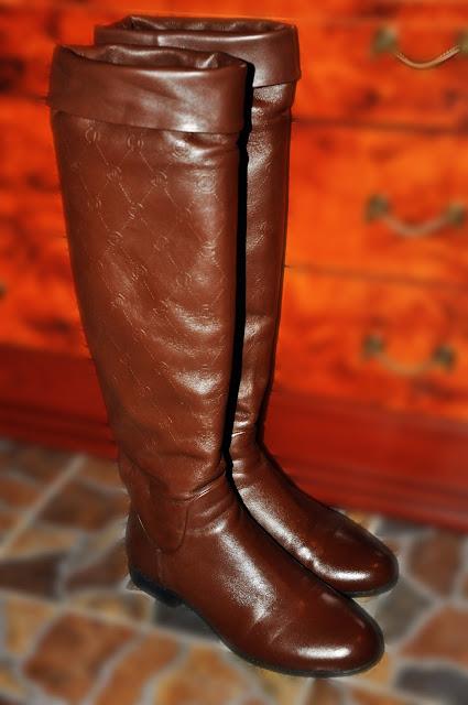 коричневые зимние сапоги Loriblu