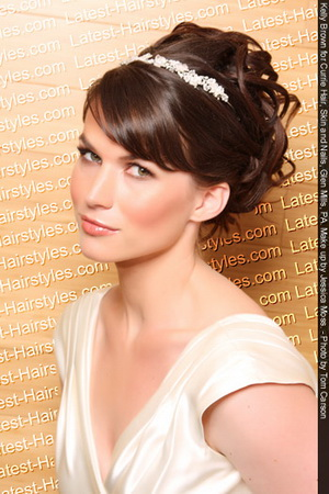 Wedding Hairstyle on Beauty Care   Beauty Blog  Wedding Hairstyle Ideas
