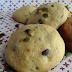 Biscuits brisures de chocolat et citrouille, à l'huile