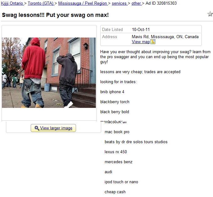 YSAK 455: Swag lessons (aka Pants On The Ground) | You Suck at ...