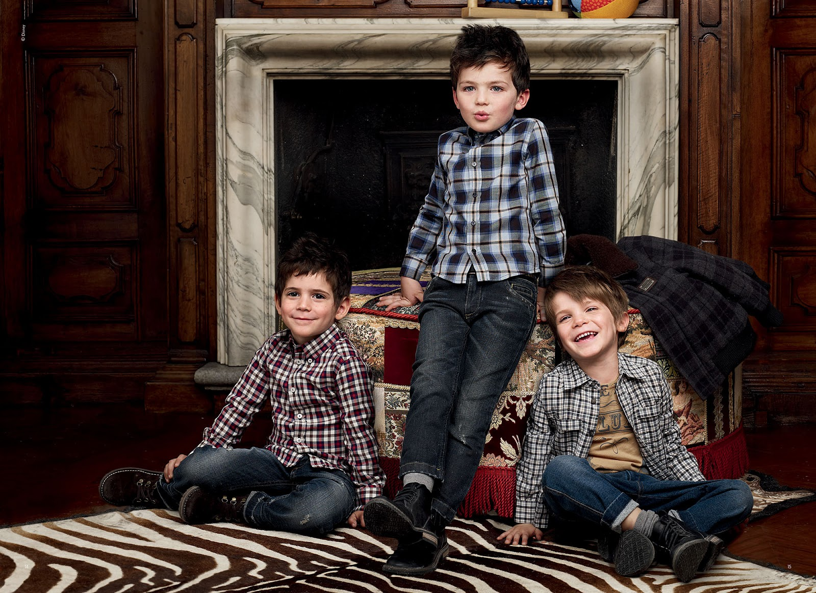 американские актёры дети фото
