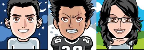 Como criar um avatar para perfil
