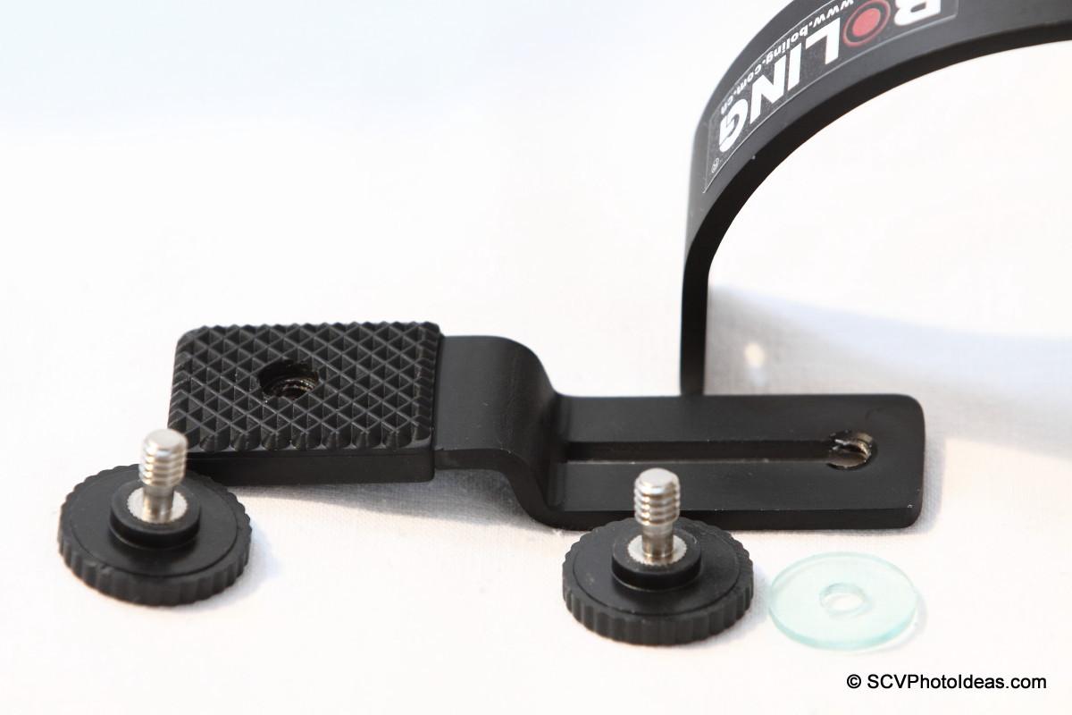 Boling C-Shape Flash Bracket S-part components
