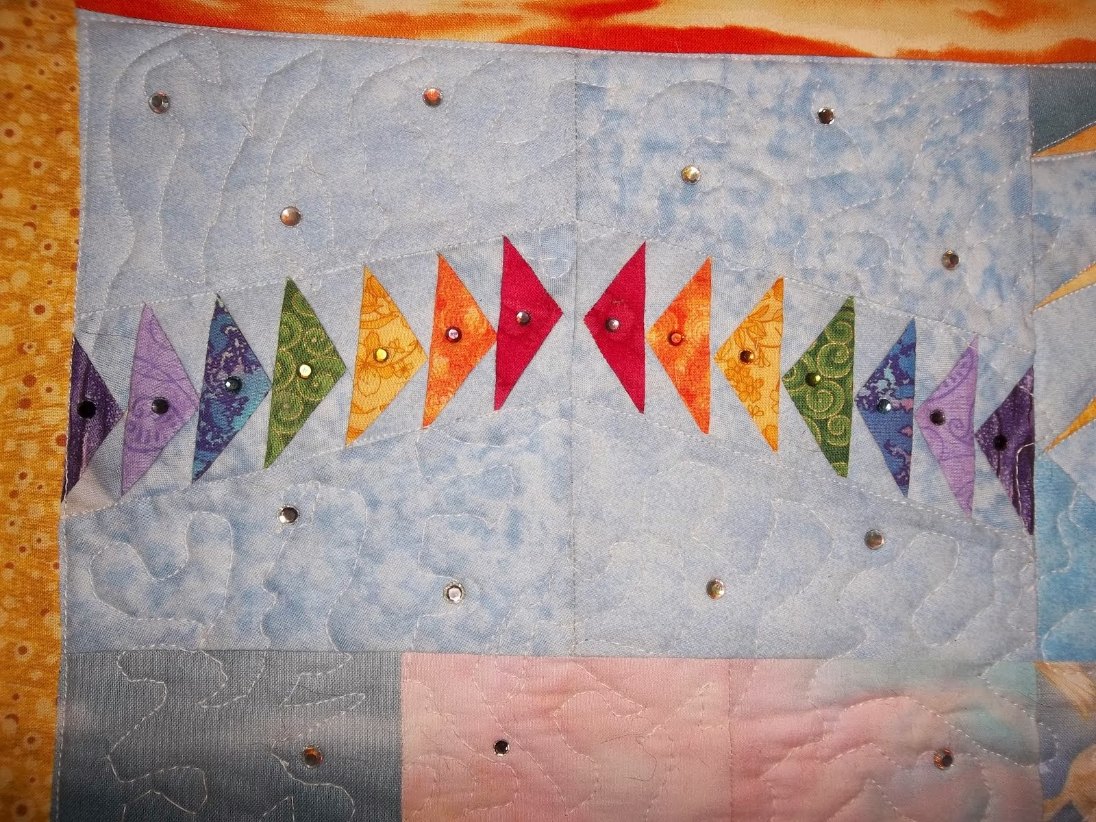 Quilting for Fun and Giving