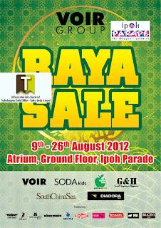 VOIR Group Raya Sale 2012