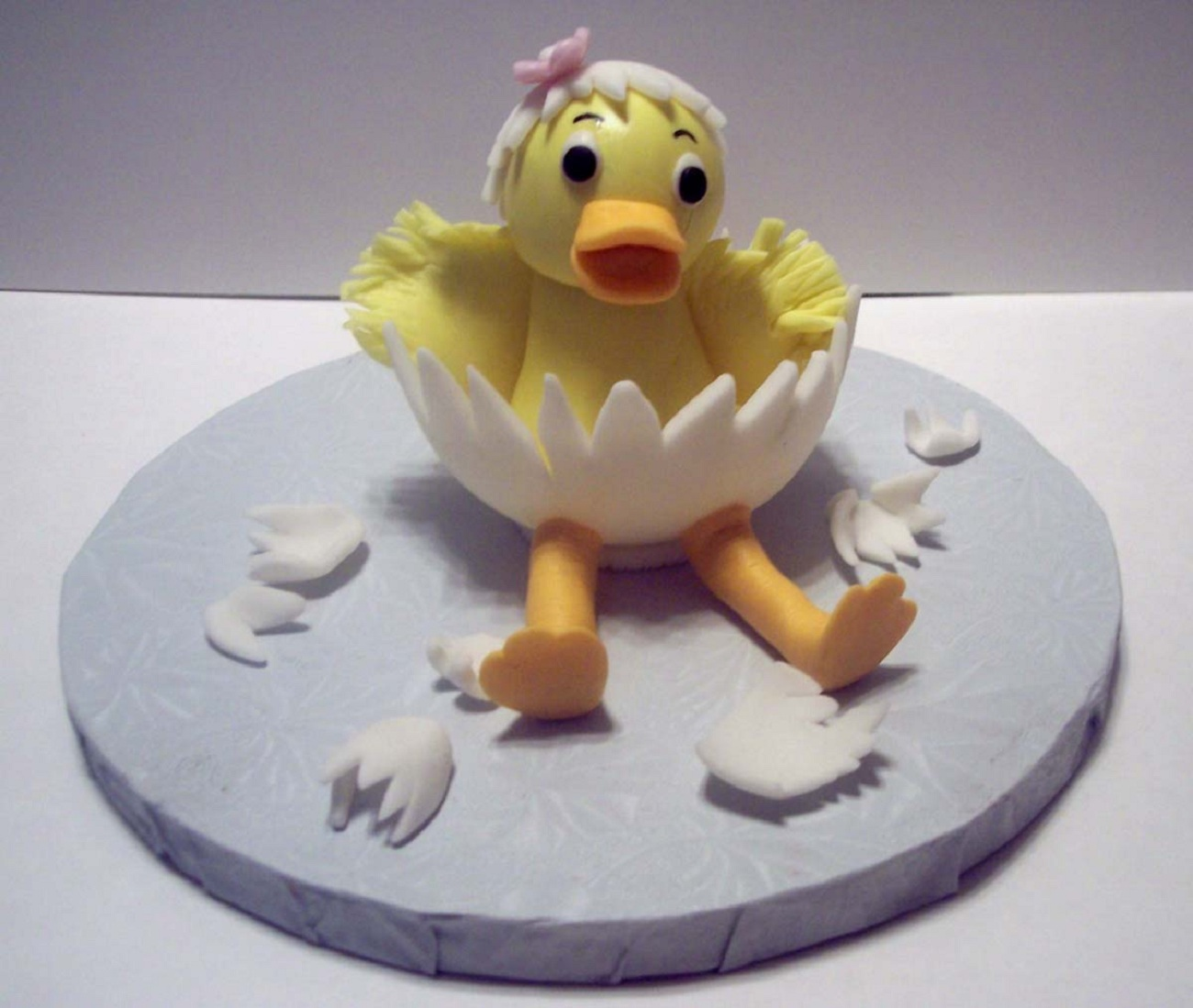Cake Decorated With Easter Eggs : Funny Cute Easter Egg Picture Just Facts 50