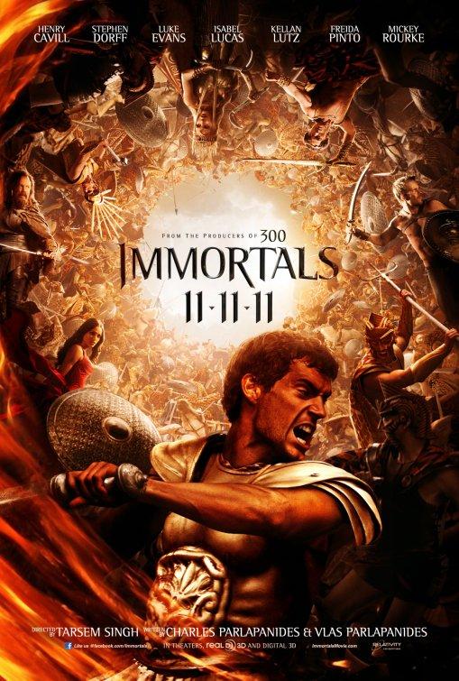 Los Inmortales (2011)