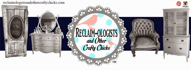 Reclaim-ologists and Other Crafty Chicks