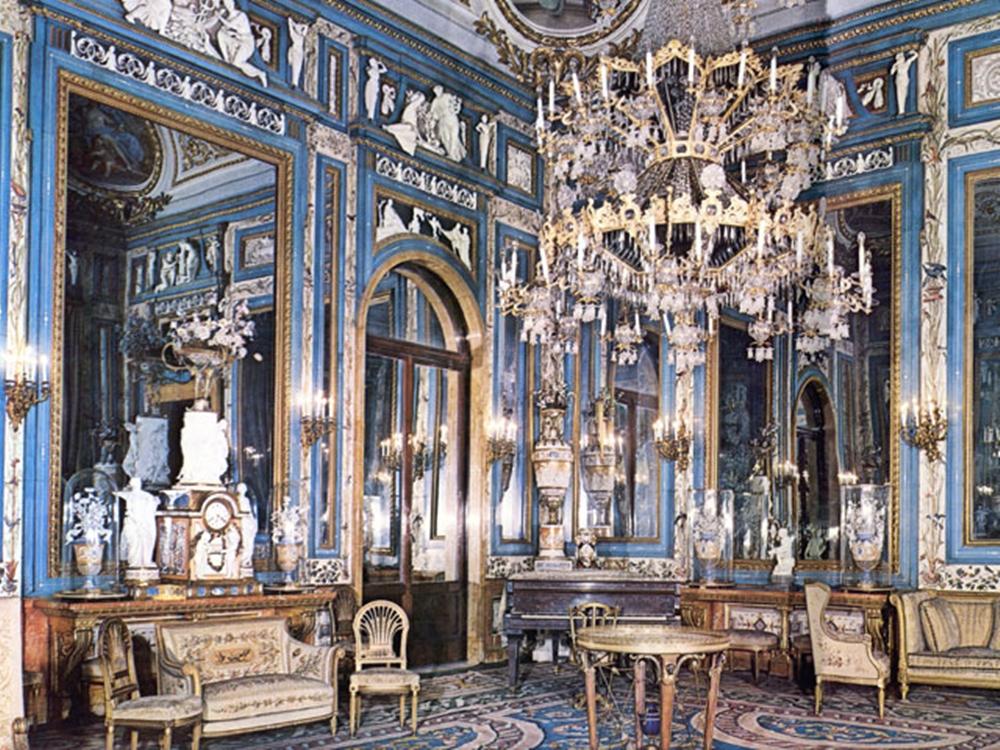 El Siglo De Las Luces El Palacio De Oriente V Parte