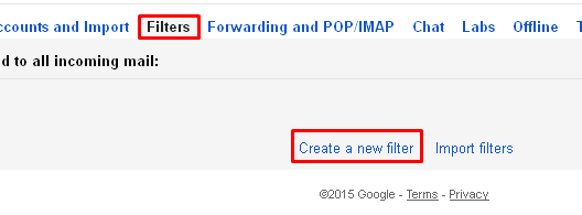how to search gmail for certain email