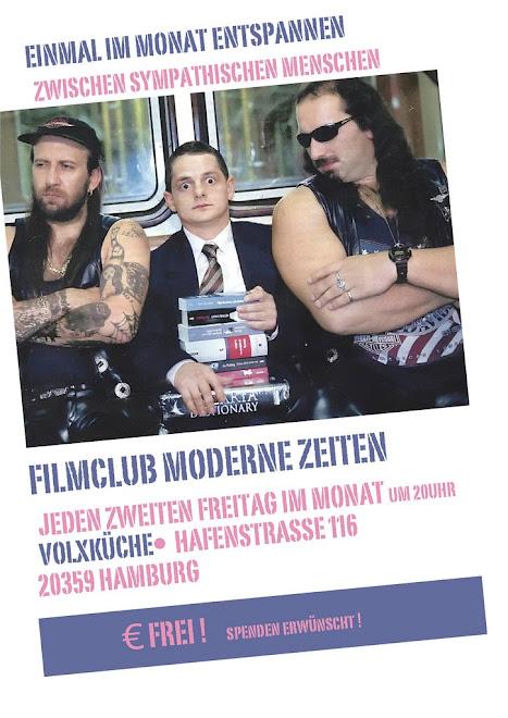 Filmclub Moderne Zeiten