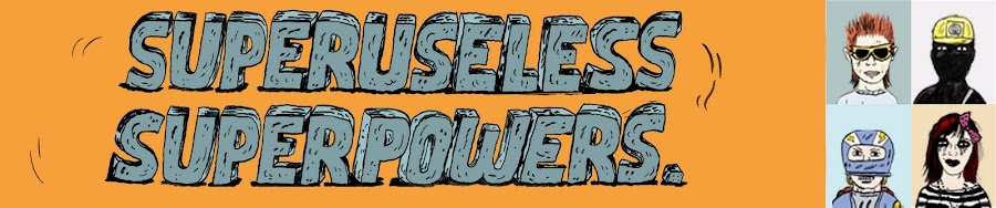 superuseless superpowers