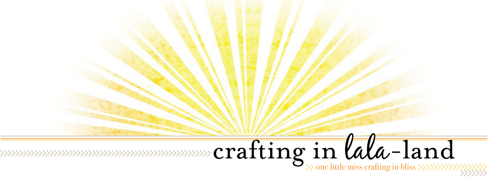 crafting in LALA-land