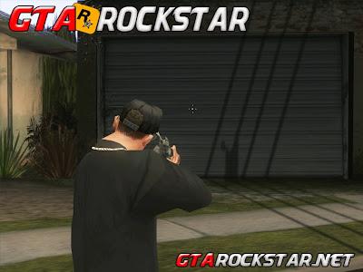 GTA SA - Mod Mira Aproximada
