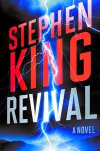 Portada original de Revival, de Stephen King