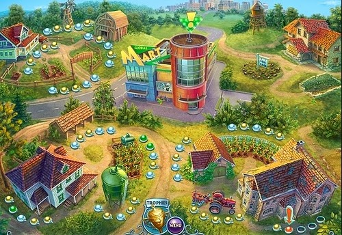 Gameplay Farm to Fork Collector's Edition
