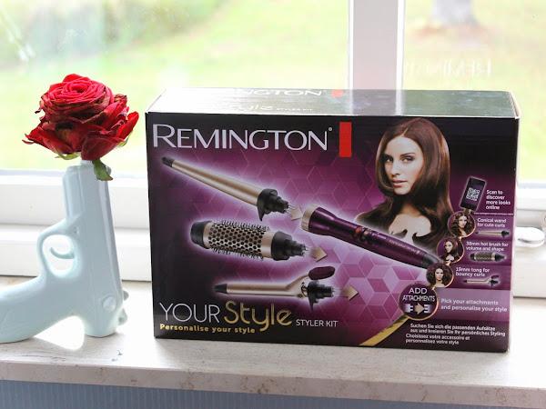 Remington Your Style Styler Kit.