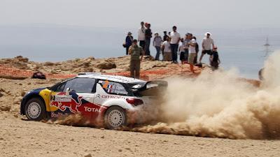 rally jordania 2011