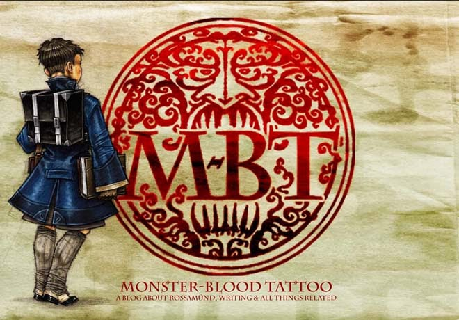 Monster-Blood Tattoo