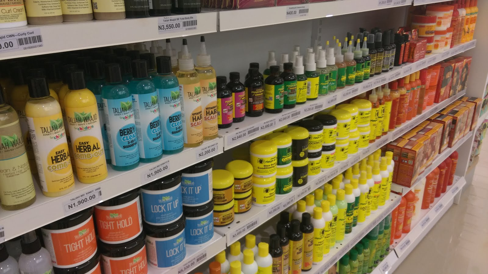 Natural Hair Products In Accra