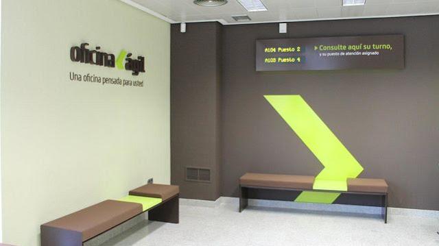 Bankia reestructura las sucursales para ampliar las for Bankia oficina por internet