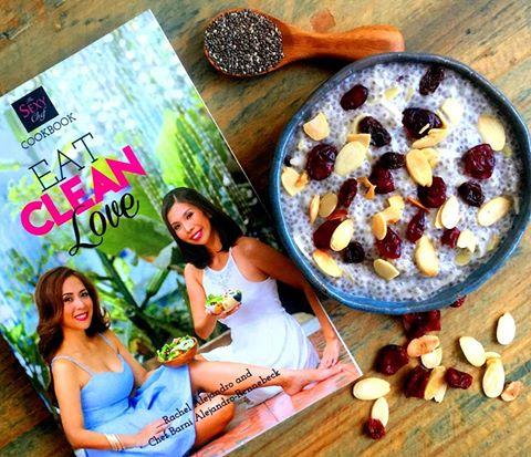 The sexy chef cookbook