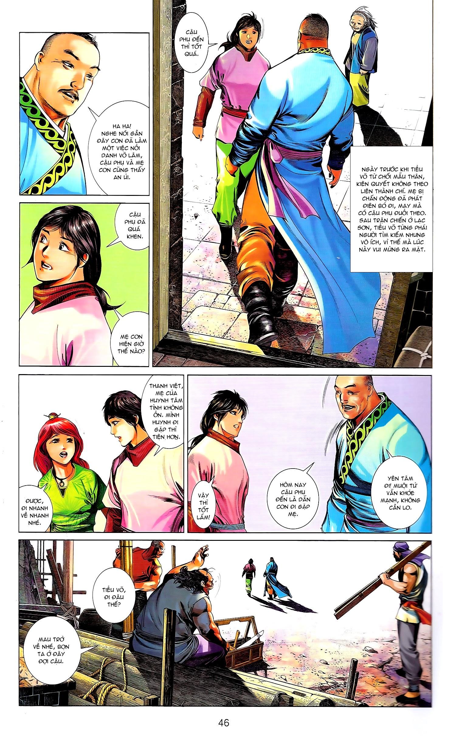 Phong Vân chap 671B Trang 17 - Mangak.info