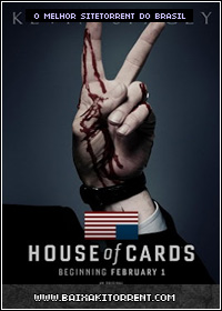 Capa Baixar Série House of Cards 1ª Temporada Completa   Torrent Baixaki Download