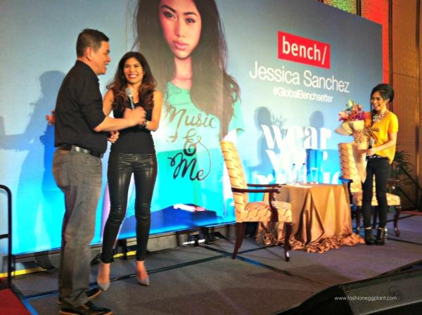 Jessica Sanchez for Be...