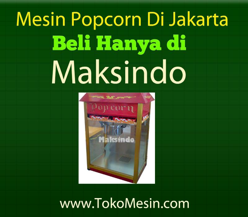 mesin popcorn di jakarta murah