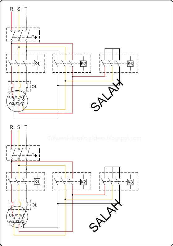 Outstanding motor 3 phasa festooning schematic circuit diagram rangkaian star delta motor 3 phase pdf 25 result of nts test asfbconference2016 Images