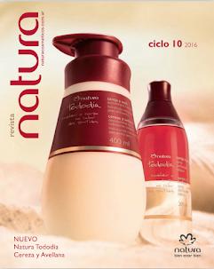 REVISTA CICLO 10 / 2016. ¡Natura Tododia para cuidar tu piel en invierno!