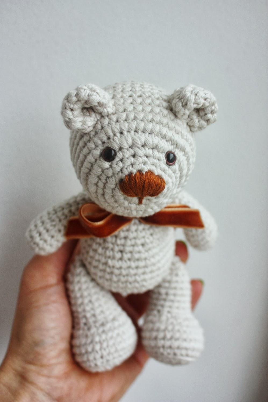 Amigurumi Patterns Teddy Bear : Amigurumi creations by laura