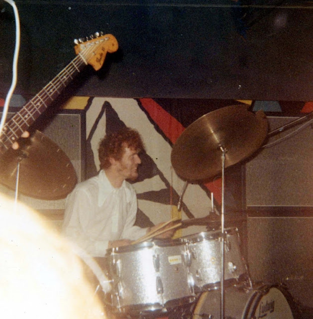 vintage everyday: 14 Rare Vintage Photos of Cream in the 1960s