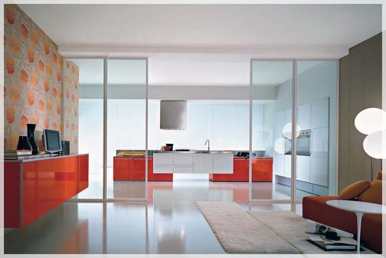 Luksuriøse kjøkken fra pedini   interiør inspirasjon