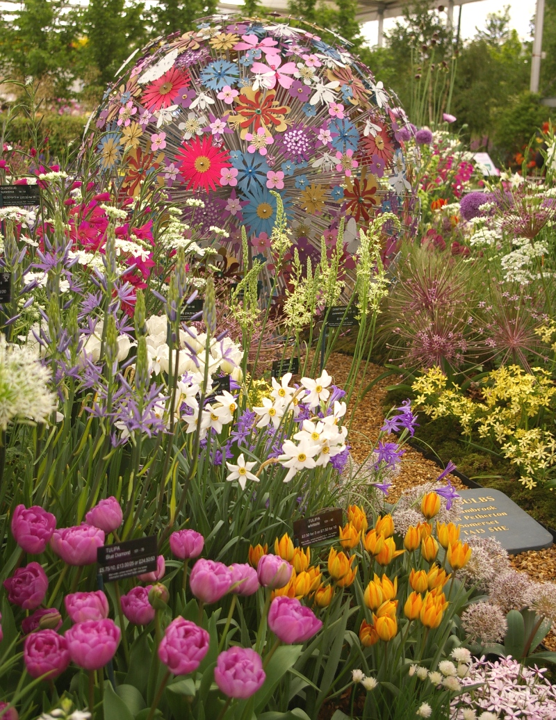 John Grimshaw\'s Garden Diary: Chelsea 2011 - more from the Great ...