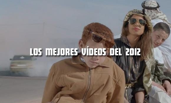 Los Mejores Vídeos del 2012