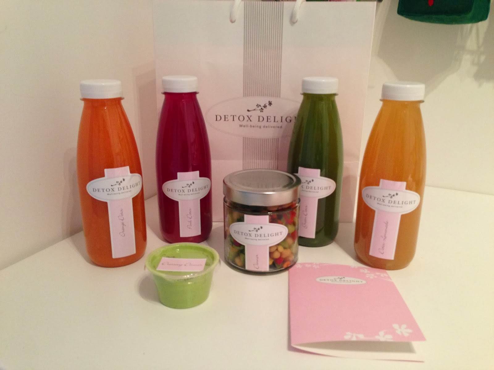 Detox Delight, Dinner & Juice Delight, Patrizia Paul, The Paste Blog, pasteblog, Detox, Detox Kur