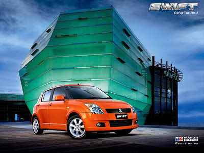 wallpaper suzuki swift