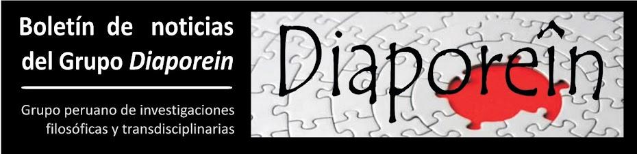 Boletin de noticias del Grupo Diaporein