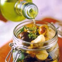 ciuperci in ulei