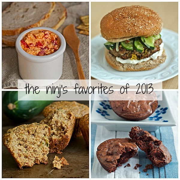 Yankee Kitchen Ninja favorite recipes of 2013