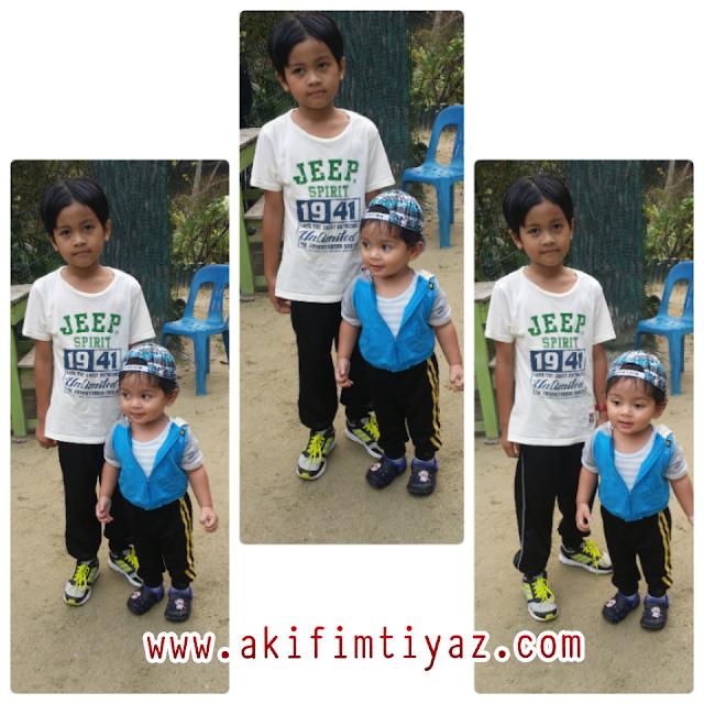 Akif Imtiyaz Dan Tengku Ean Rifqee